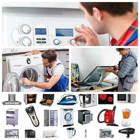 Reparación de Electrodomésticos Arucas, servicios profesionales